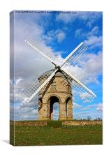 Chesterton Windmill Warwickshire, Canvas Print