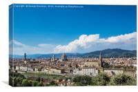 Florence, Canvas Print