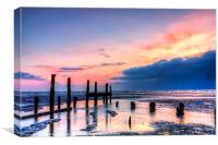 Leysdown- Isle of Sheppey, Canvas Print