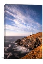 Trevose Point, Canvas Print