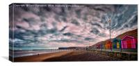 The Crown Jewels of Saltburn, Canvas Print