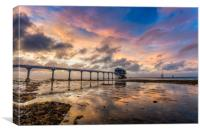 Bembridge Lifeboat Station, Canvas Print