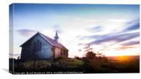 Old Church Llandrindod Wells, Canvas Print