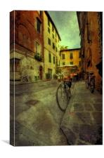 Lucca Italy, Canvas Print