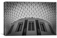 British Museum, Canvas Print