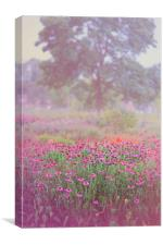 Monet Spring , Canvas Print