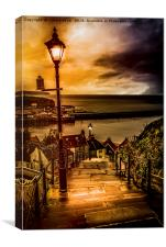 Guiding Lights, Canvas Print