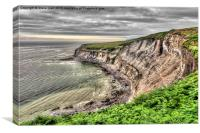 The Cleveland Way, Canvas Print