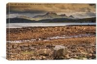 Ben Loyal, Canvas Print