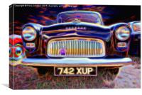 Ford Prefect, Canvas Print