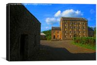 Blackpool Mill #1, Canvas Print