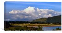 Clouds over Tralee Bay, Canvas Print