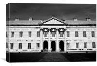 Naval College Two, Canvas Print
