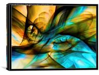Abstract Creation, Canvas Print