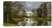 Beautiful Langley Park, Canvas Print