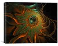 Tangerine Dream, Canvas Print