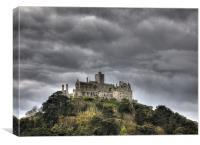 St Michael's Mount Cornwall, Canvas Print
