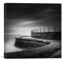 Scarborough North Yorkshire, Canvas Print