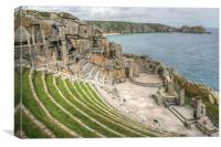 Minack Theatre, Canvas Print