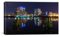 St David's Hotel and Spa, Canvas Print