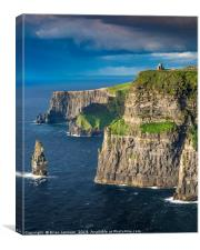 Cliffs of Moher, Canvas Print