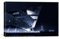 The Deep in Hull, Canvas Print