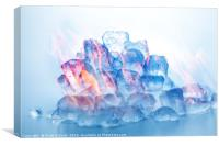 Fire & Ice, Canvas Print