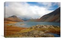 Wastwater #4, Canvas Print