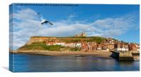 The Essence Of Whitby, Canvas Print