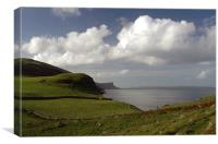Torr Head View, Canvas Print