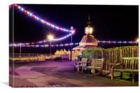 Bandstand at Broadstairs , Canvas Print