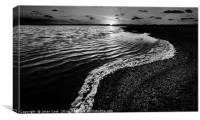 A Small Patch of Infinity, Canvas Print