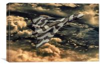The peoples aircraft, Canvas Print