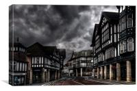 Chesterfield, Canvas Print