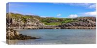 The Marvel of Mull, Canvas Print