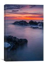 Isle of Anglesey Sunset, Canvas Print