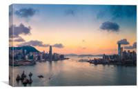 HONG KONG 09, Canvas Print