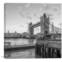LONDON 03, Canvas Print
