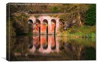 Old viaduct, Canvas Print