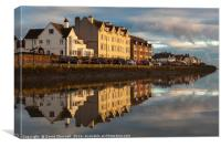 West Kirby Marine Lake   , Canvas Print