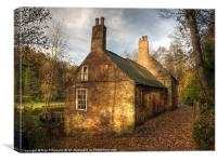 Old Fulling Mill, Canvas Print