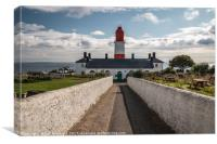 Souter Lighthouse    , Canvas Print