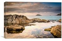 Porth Joke, Canvas Print