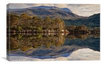 Loch Maree - Scotland, Canvas Print