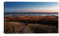 Dundee City - Scotland, Canvas Print