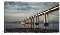 Dundee City Scotland, Canvas Print