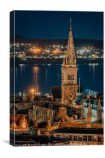 St Pauls Cathedral - Dundee, Canvas Print