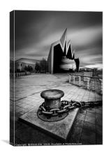 The Riverside Transport Museum, Canvas Print