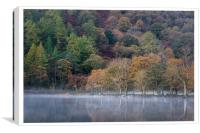 Buttermere Morning, Canvas Print
