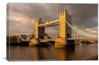 Tower Bridge, Canvas Print